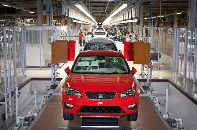 Inyección de 10.000 millones a las plantas automovilísticas españolas