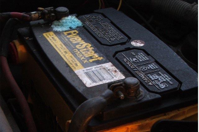 Baterías para coches diésel y gasolina