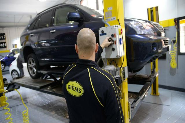 Cambio de aceite en Midas: cómo mimamos tu coche