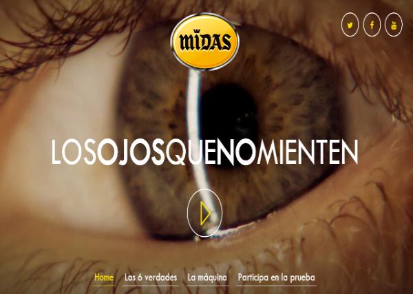 Losojosquenomienten: Prueba el sistema EyeDetect y gana una revisión oficial gratuita