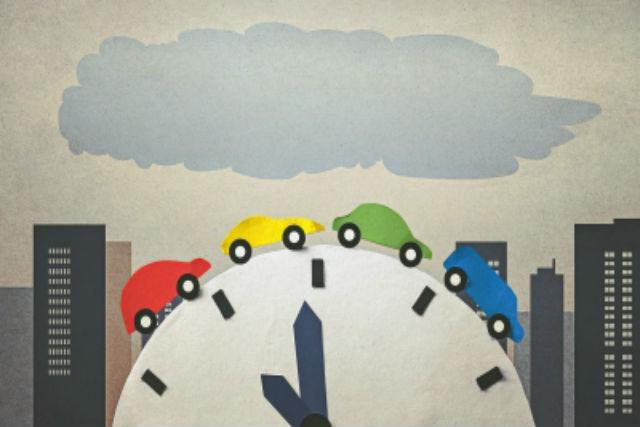 Hora del planeta. Protege el medio ambiente con el coche