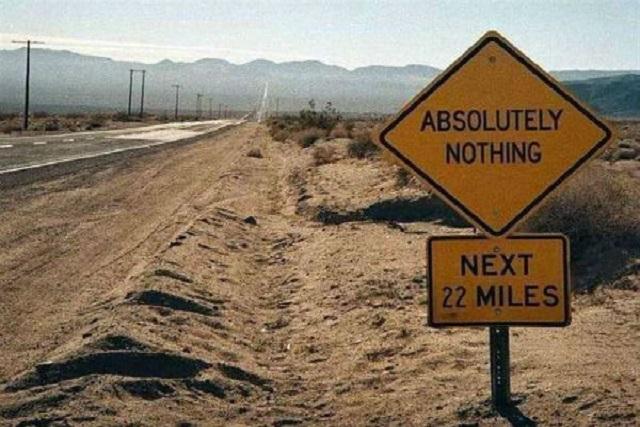 Las 10 señales de tráfico más raras
