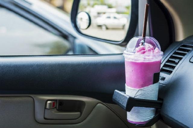 Espacios prácticos del interior del coche