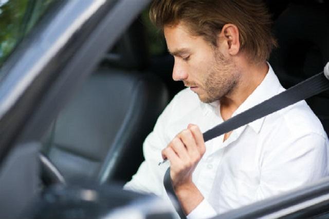 No hay excusas, utiliza siempre el cinturón de seguridad en el coche