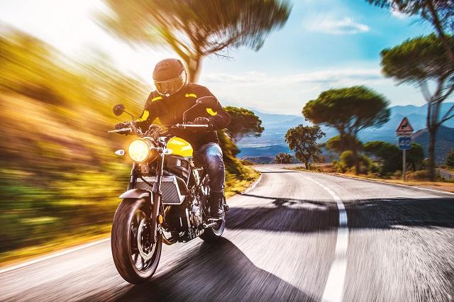 Las 5 mejores rutas para motoristas