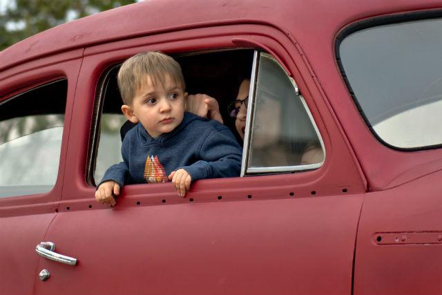 ¿Qué opinan los niños sobre la conducta de sus padres al volante?