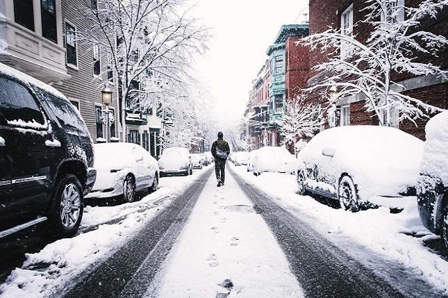Cómo poner las cadenas del coche cuando hay nieve