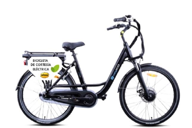 Bicis eléctricas en centros Midas