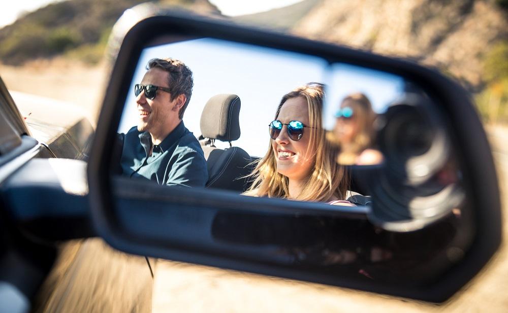 Gafas de sol, un must de la conducción
