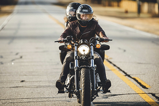 Prepara tu moto para este otoño