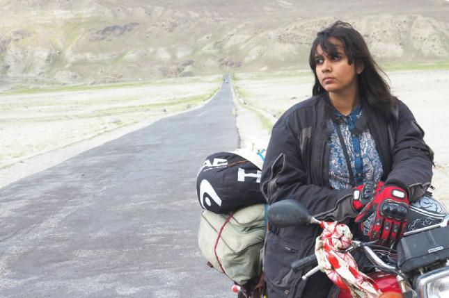 Mujeres en moto que hacen historia