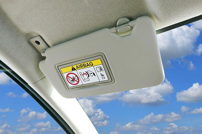 Todo lo que tienes que saber sobre los airbags del coche