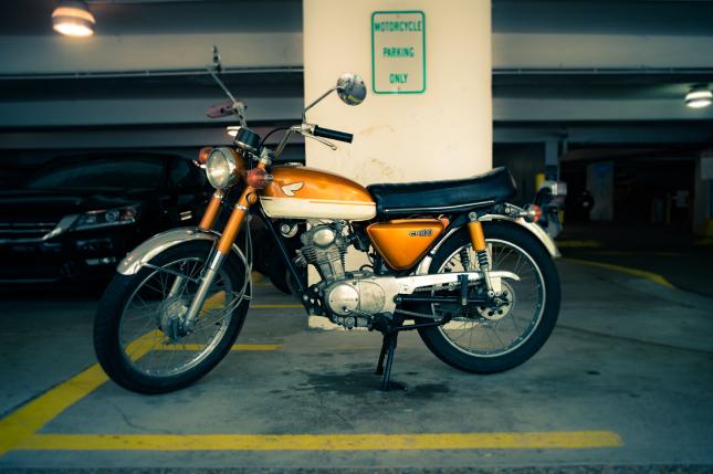Cómo evitar robos en la moto