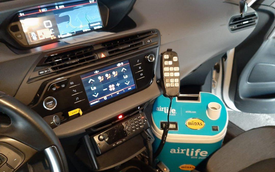 5 ventajas de desinfectar nuestro coche con oxígeno ionizado durante la desescalada