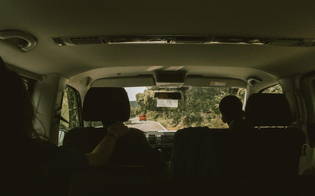 Consejos para viajar en coche a segundas residencias