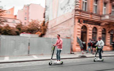 Guía básica para ir en patinete por ciudad