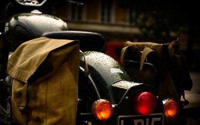 Consejos para evitar el frío cuando vas en moto
