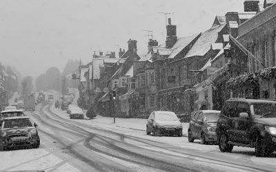 Cómo cuidar de tu vehículo sostenible en invierno