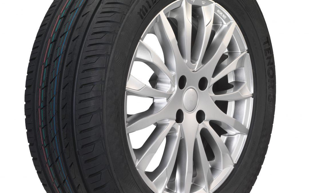 Midas lanza sus nuevos neumáticos Midas Tenor 3 de producción 100% europea