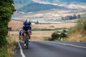 como circular por carretera en bicicleta