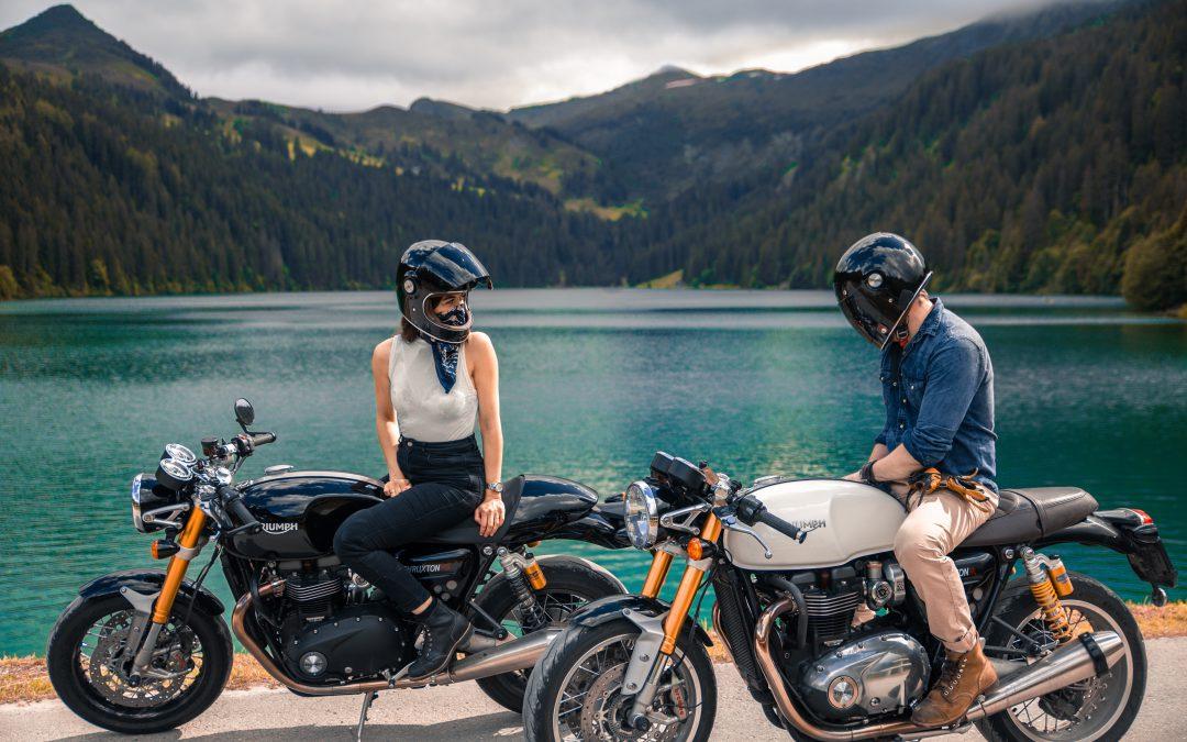 3 rutas en moto para hacer en verano dentro de España