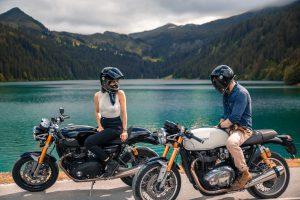 rutas en moto verano españa
