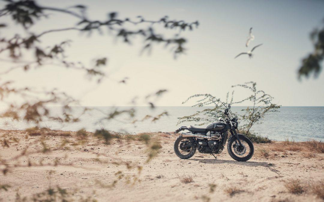 Prepara tu moto para una acampada