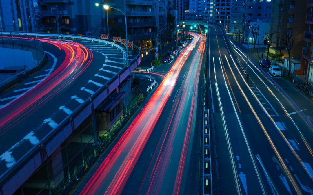Así serán las carreteras del futuro